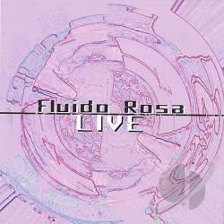 Rosa, Fluido - Live CD Cover Art