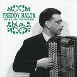 Balta, Freddy - Paris Musette CD Cover Art
