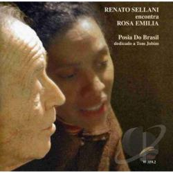 Rosa, Emilia / Sellani, Renato - Poesia Do Brasil CD Cover Art