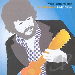 Navia, Eddy - World Instrumentals CD Cover Art
