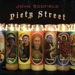 Scofield, John - Piety Street CD Cover Art
