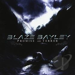 Bayley, Blaze - Promise & Terror CD Cover Art