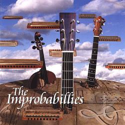 Improbabillies CD Cover Art