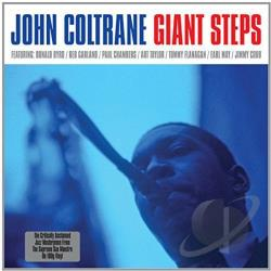 Coltrane, John - Giant Steps LP Cover Art