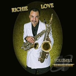 Love, Richie - Vol. 1 - Richie Love CD Cover Art