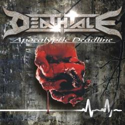 Deathtale - Apocalyptic Deadline CD Cover Art
