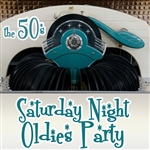 KnightsBridge - Saturday Nite Oldies Party - The 50's DB Cover Art