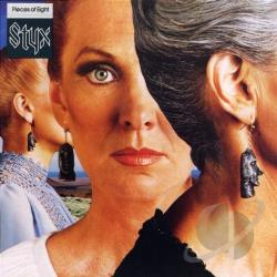 Styx - Pieces of Eight CD Cover Art