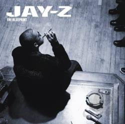 Jay-Z - Blueprint CD Cover Art