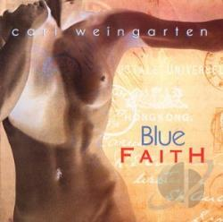 Weingarten, Carl - Blue Faith CD Cover Art