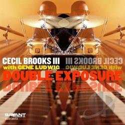 Brooks, Cecil III - Double Exposure CD Cover Art