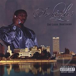 Serious-L - Serious Business CD Cover Art