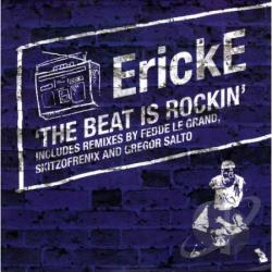 Ericke - Beat Is Rockin LP Cover Art