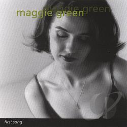 Green, Maggie - First Song CD Cover Art