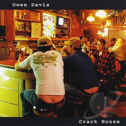 Davis, Owen - Crack House CD Cover Art