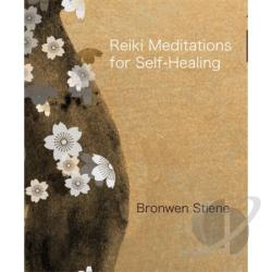 Stiene, Bronwen - Reiki Meditations Self CD Cover Art