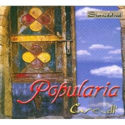 Popularia - Cammell CD Cover Art