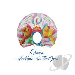 Queen - Night at the Opera SA Cover Art