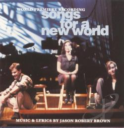 Songs For A New World - Songs For A New World CD Cover Art