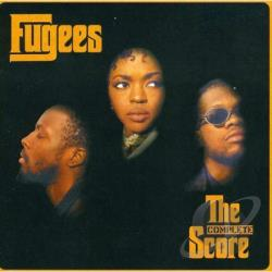 Fugees - Complete Score CD Cover Art