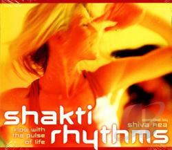 Shakti Rhythms CD Cover Art