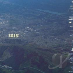 Isis - Panopticon CD Cover Art