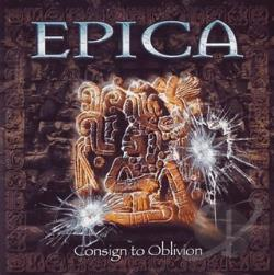 Epica - Consign To Oblivion CD Cover Art