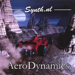 Synth.Nl - Aerodynamics CD Cover Art
