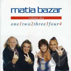 Bazar, Matia - One1 Two2 Three3 Four4, Vol. 2 CD Cover Art