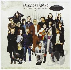 Adamo, Salvatore - Le Bal des Gens Bien CD Cover Art