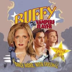 Whedon, Joss - Buffy Contre Les Vampires: Once CD Cover Art
