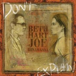 Bonamassa, Joe / Hart, Beth - Don't Explain CD Cover Ar