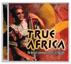 True Africa CD Cover Art