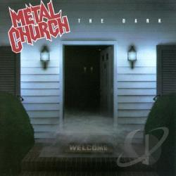 Metal Church - Dark CD Cover Art