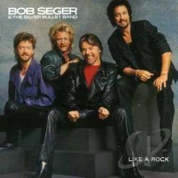 Seger, Bob - Like A Rock CD Cover Art
