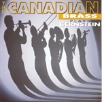 Canadian Brass - Canadian Brass Plays Bernstein CD Cover Art