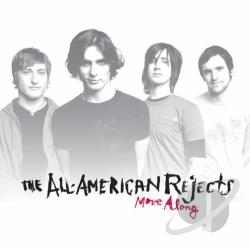 All-American Rejects - Move Along CD Cover Art
