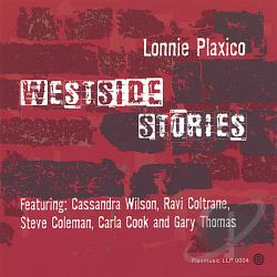 Plaxico, Lonnie - West Side Stories CD Cover Art