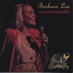Lea, Barbara / Schoenberg, Loren - Black Butterfly CD Cover Art