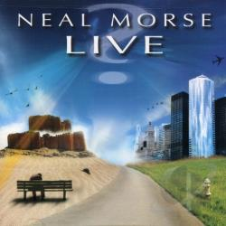 Morse, Neal - Live CD Cover Art