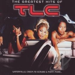 TLC - Greatest Hits CD Cover Art