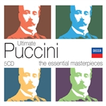 Ultimate Puccini - Ultimate Puccini: The Essential Masterpieces CD Cover Art