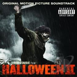 Halloween 2 CD Cover Art