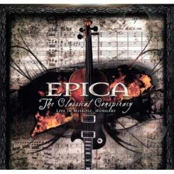 Epica - Classical Conspiracy LP Cover Art