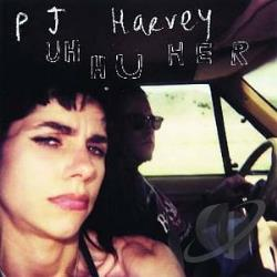 harvey, p.j. - Uh Huh Her CD Cover Art
