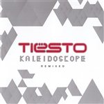 Tiesto - Kaleidoscope: Remixed CD Cover Art