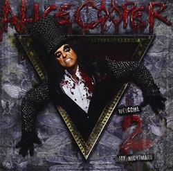 Cooper, Alice - Welcome 2 My Nightmare CD Cover Art