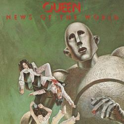 Queen - News of the World SA Cover Art