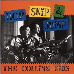 Collins Kids - Hop, Skip and Jump CD Cover Art