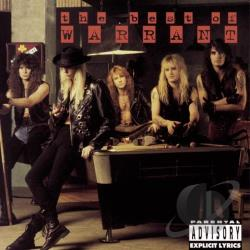 Warrant - Best of Warrant CD Cover Art